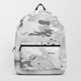 Camouflage: Alpine Backpack