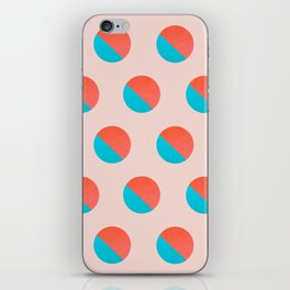 Abstraction_DOT_LOVE_002 iPhone Skin