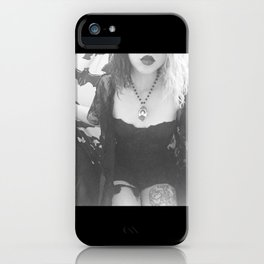 Witchy Halfling iPhone Case