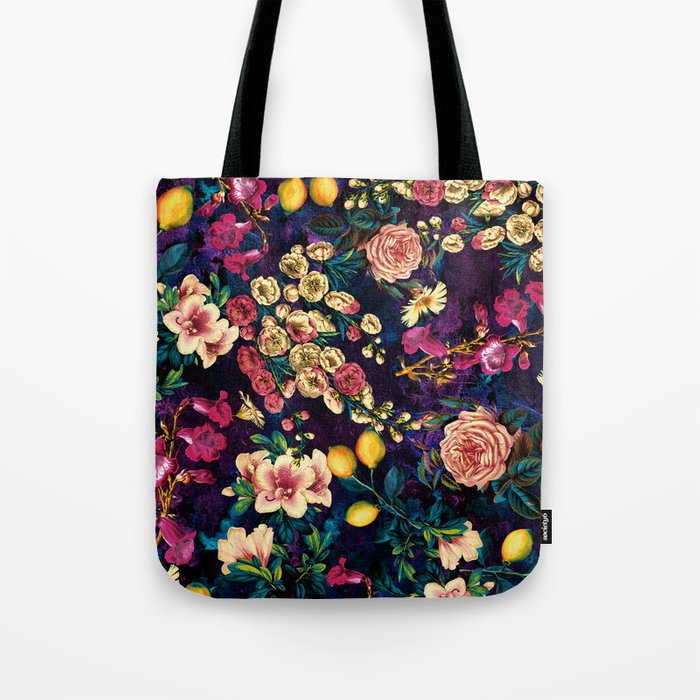 NIGHT FOREST XXII Tote Bag