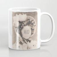 mad Mugs featuring MAD by Oddworld Art