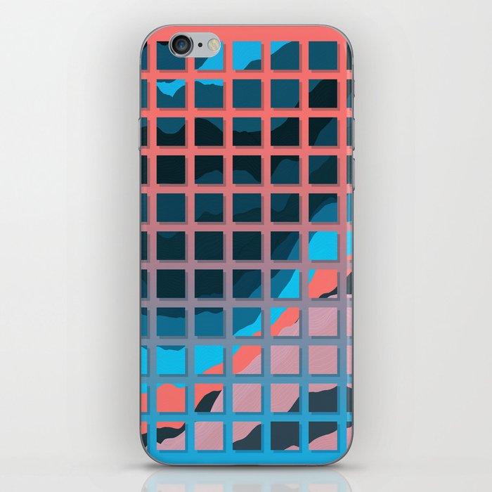 TOPOGRAPHY 2017-006 iPhone Skin