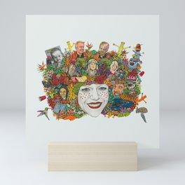 SWEET DEE Mini Art Print