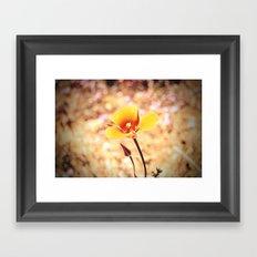 First upload Framed Art Print