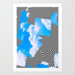Forever Chaotic Art Print