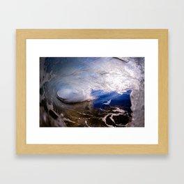 Clamp Framed Art Print