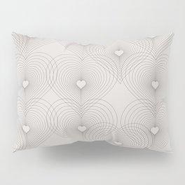 Heart Shape Pattern #society6 #decor #buyart Pillow Sham