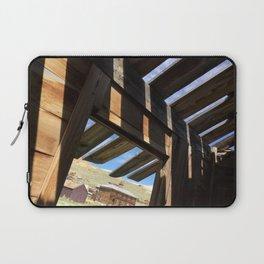 Ghost town barn Laptop Sleeve