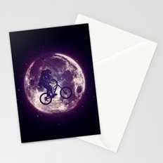 E.T.B. (variant 2) Stationery Cards