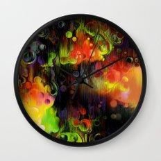 Into my Dreams Wall Clock