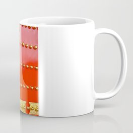 Red Door in the Forbidden City Coffee Mug