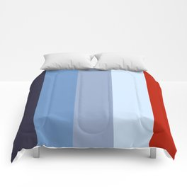 Colorful Stripes II Comforters