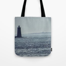 Whaleback Light Tote Bag