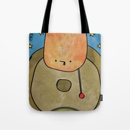 Ciotrari from Porticci (Gong) Tote Bag