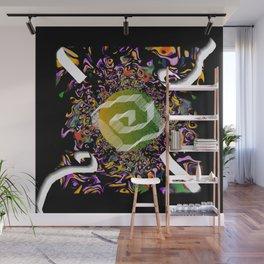 Wind 02 Wall Mural
