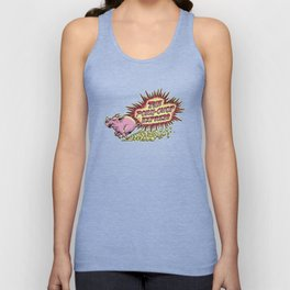 Pork-Chop Express - Big Trouble In Little China Unisex Tank Top
