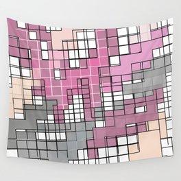Building blocks Wall Tapestry