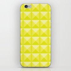 Studs - Neon iPhone & iPod Skin
