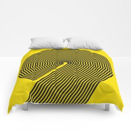 wobbly 9 Comforters