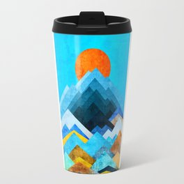 Ocean Peaks Travel Mug