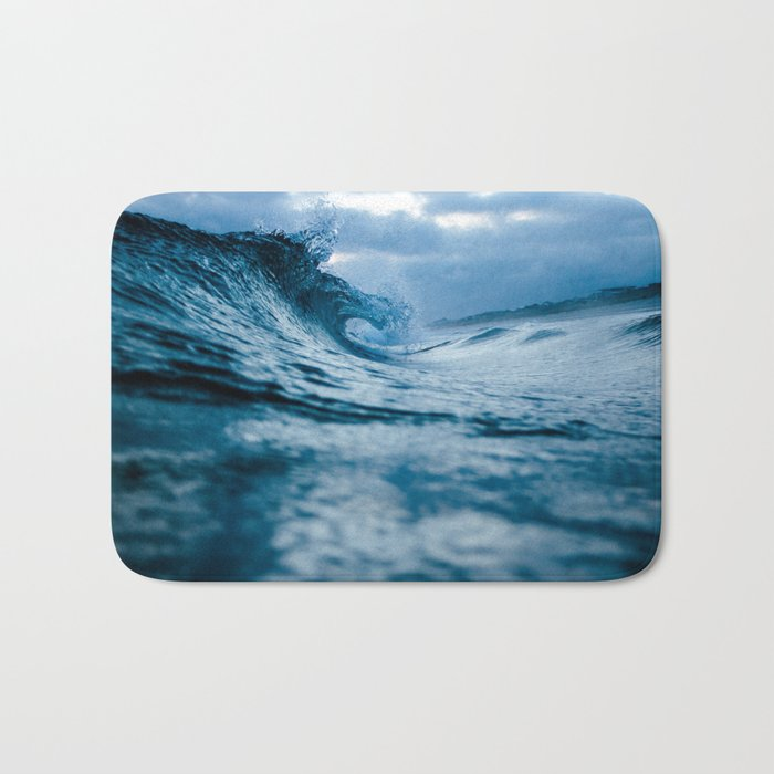 Wave 5 Bath Mat