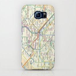 Métro Paris iPhone Case
