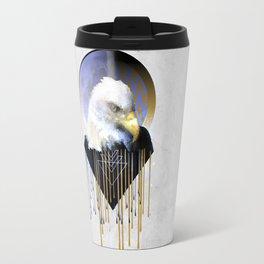 Wise Eagle Travel Mug