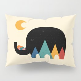 Dream In The Air Pillow Sham