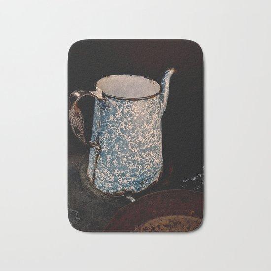 Coffee Pot, Haunted Stove- Hell's gate, B.C. Bath Mat