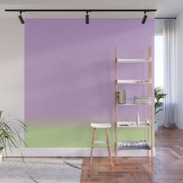 Re-Created Color Field No. 2 by Robert S. Lee Wall Mural