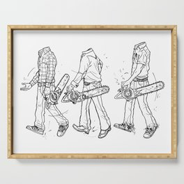 TERA MELOS - Chainsaw Men Serving Tray
