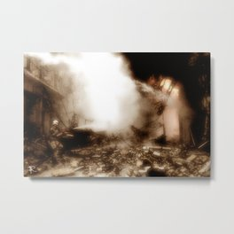 FALL OF ALEPPO - 17 Metal Print