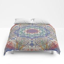 Jungle Kaleidoscope Comforters