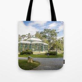 Palácio de Cristal Tote Bag