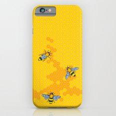 HoneyBees 1 iPhone 6 Slim Case