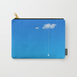 Swing in the clouds Carry-All Pouch
