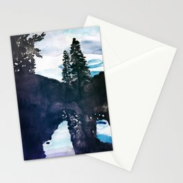 Reflections Watercolor Stationery Cards