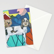 Caught Up in the Moment Stationery Cards