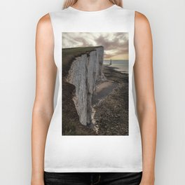 White Cliffs of England Biker Tank