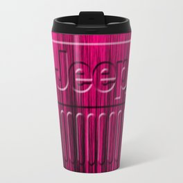 Jeep Pink Style Travel Mug
