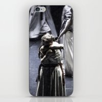 ballet iPhone & iPod Skins featuring Ballet by Sébastien BOUVIER