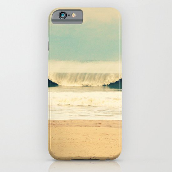 Winter Wave iPhone & iPod Case