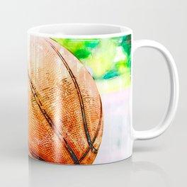Ball Is Life. For Basketball Lovers Coffee Mug