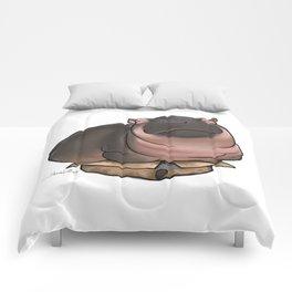 HippoCat's Cardboard Box Comforters