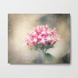 Pink Bouquet #society6 #artprints #buyart #decor Metal Print