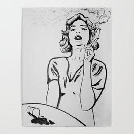 Hermine Poster