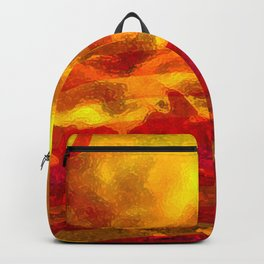 The Red Planet. Backpack