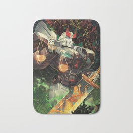 Weight of Justice Bath Mat