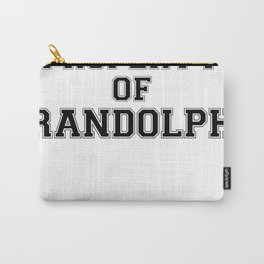 Property of RANDOLPH Carry-All Pouch