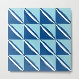 Lapis sails Metal Print